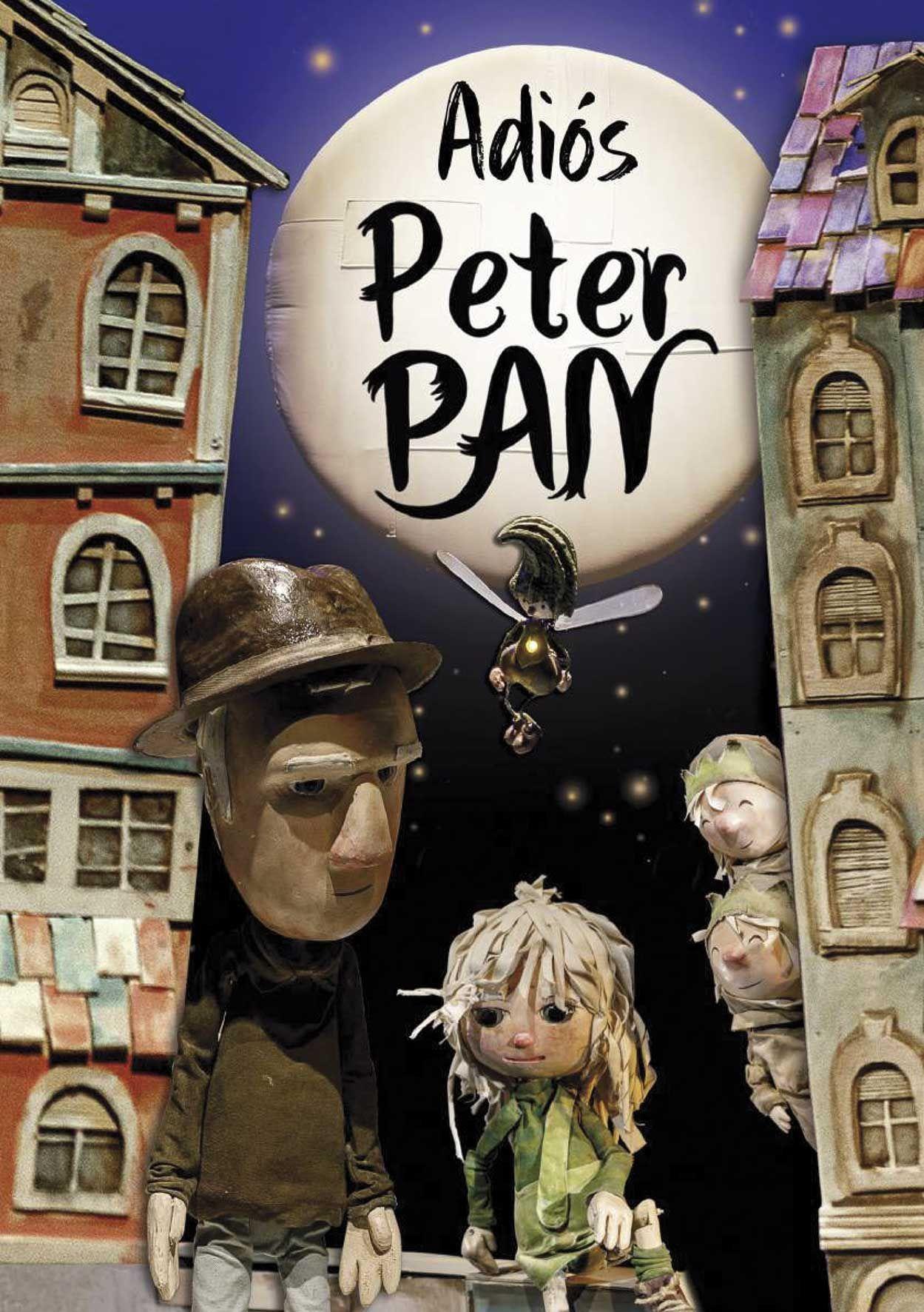Adios Peter Pan